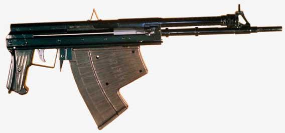 5,66-мм автомат подводный специальный (АПС)