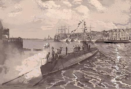 Подводный флот Латвии