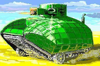 Первый в мире танк родом из Риги