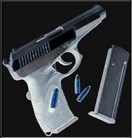 Пистолетный комплекс Гюрза