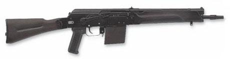 Самозарядный гладкоствольный карабин Сайга - 410К исполнение 01